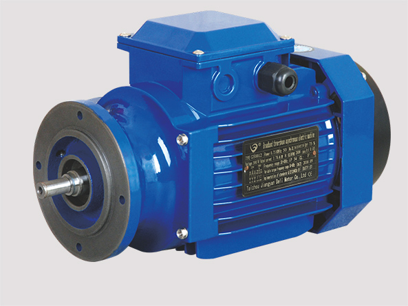 hardened face three phase asynchronous motor speclal for reducer
