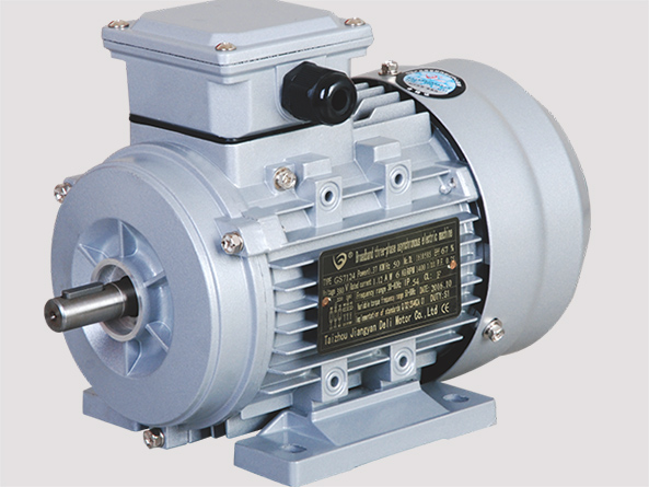 YS series aluminum-housing three phase asynchronous motor