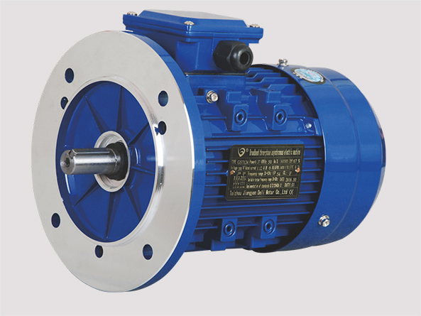 IE2 series aluminum-housing high  effiency three phase asynchronous motor